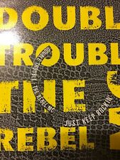 "Double Trouble & The Rebel M.C.* - Just Keep Rockin' (7"", Single)  Label Desire"