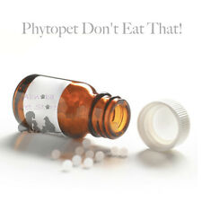 Phytopet Don't Eat That! Homeopathic combination Pets Dogs that Eat Stools & Own