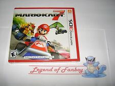 * New * Sealed *  Mario Kart 7 - Nintendo 3DS (+ 2DS + XL)  USA  US Release
