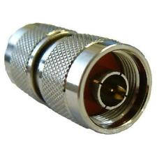 N Type Double Male  Male  Coupler Adaptor  Converter