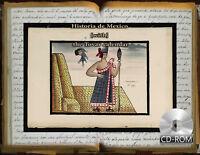 Historia de Mexico [with] the Tovar calendar 1862 AD Manuscripts Tovar, Juan de
