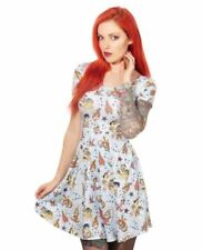 Retro Regular Dresses for Women with Fit & Flare