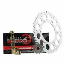 Husaberg FE FX 350 390 450 570 Alloy Sprocket & Gold X-Ring Chain Kit