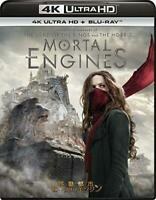 Mortal Engines 4K Ultra HD + Blu-ray [4K ULTRA HD + Blu-ray]