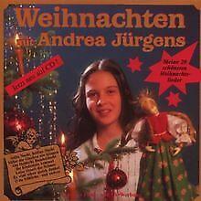 Weihnachten mit Andrea Jürgens von Andrea Jürgens | CD | Zustand gut