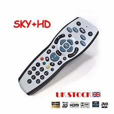 BRAND NEW SKY + PLUS HD BOX REMOTE CONTROL 2017 REV 9f REPLACEMENT HQ UK STOCK.