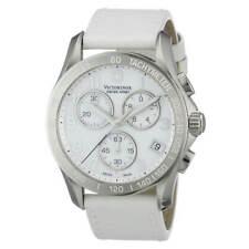 Victorinox Swiss Army 241418 Women's Chrono Classic MOP Dial Watch