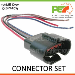 New Connector Set For Ford Fairlane Falcon LTD NF AU I EF DF Ignition Coil IGC