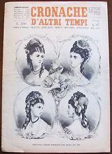 CRONACHE D'ALTRI TEMPI - N.97, 1962 - Andavano a Teatro pettinate così*