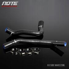 Fit For 82 92 Chevy Camarofirebird Trans Am V8 Black Silicone Radiator Hose Kit Fits Chevrolet