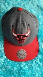Mitchell & Ness Harwood Classics NBA Chicago Bulls Hat Cap