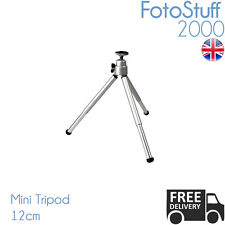 Universal 12cm Mini Tripod Stand Lightweight Small Tabletop Tripod UK Stock