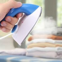 Mini Travel Iron Steam Clothes Steamer Dry Electric Iron Handheld for Traveling