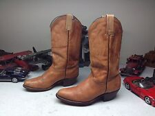 USED DISTRESSED FRYE USA BROWN LEATHER ENGINEER TRAIL BOSS RANCH WORK BOOTS 11 D