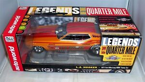 1:18 AUTO WORLD 1971 L.A. HOOKER FORD MUSTANG NHRA FUNNYCAR STEVE CONDIT 1106