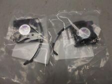 (2) Mechatronics G6015M24B Fan 24Vdc 0.075A 60mm X 15mm