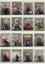 Xbox One juegos (100 título para la selección) parcialmente nuevo-Destiny, Star Wars, etc.