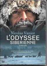 DVD ZONE 2--L' ODYSSEE SIBERIENNE - LE REVE UTILE--NICOLAS VANIER