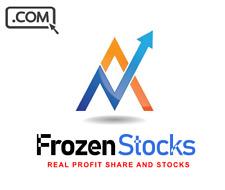 FrozenStocks.com - Brandable Premium Domain Name - Shares Stocks Domain Name