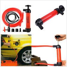 Car Siphon Inflatable Pump Gas Oil Water Sucker Transfer Fuel Fluid Universal x1