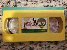 VERY RARE PINGU KOREAN COPY VHS VOLUME 4 FREE SHIPPING TAPE ONY
