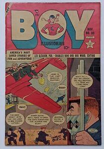 Boy Comics #83 (Nov 1952, Lev Gleason) FN/VF 7.0 Charles Biro Iron Jaw cover