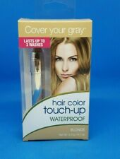 Cover Your Gray Waterproof Hair Color Touch-Up BLONDE 0.1oz NIB