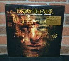 DREAM THEATER - Metropolis Pt. 2: Scenes From A Memory Ltd 180G COLORED VINYL #d