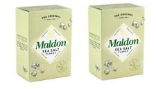 500g ( 2 x 250 g ) Maldon Sea Salt Salz Flakes aus England