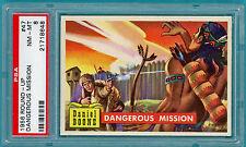 1956 Round Up, Dangerous Mission – #47 PSA 8!