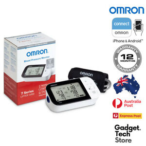 Omron 7 Series BP7350 Bluetooth Wireless Upper Arm Blood Pressure Monitor