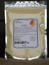 MANGO fruit powder 8oz 1/2lb PAJE ANTIOXIDANT , CLEAR SKIN, SUGAR control