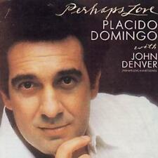 Placido Domingo : Placido Domingo: Perhaps Love: With John Denver CD (1995)