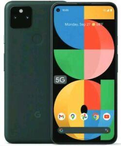 Google Pixel 5A - 128GB - Mostly Black (Unlocked) (Single SIM)