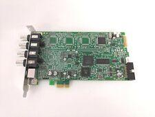 Winnov 000-160210 Videum 4100 AV Xpress PCIE x1 Audio/Video Capture Card