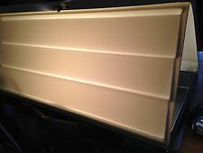 Vintage SMITH VICTOR Model SS1 Slide Sorter-Metal box with Carry Handle-Works!