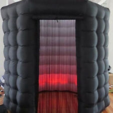 Inflatable Professional LED Photo Booth Tent Remote Control LED America Standard