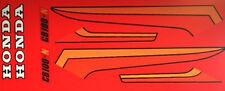 Honda CB100N restauración DECAL set