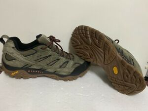 merrell vibram gore tex mens walking hiking trainers size uk 13 eu 49