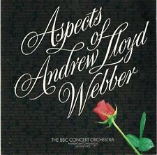 BBC Concert Orchestra - Aspects of Andrew Lloyd Webber (CD)