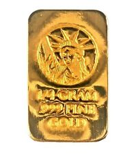 1/4 Gram .999 Fine 24k Gold Bullion Bar - In Assay Card