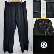 Lululemon Mens 2XL Tall Athletic Sweatpants Jogger Pants Black