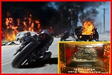 TERMINATOR 4 SALVATION MOTORCYCLE COLLECTOR EXCLUSIVE DVD NEUF NEW NO HOT TOYS