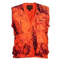 Gamehide Blaze Orange Camo Big Game Vest