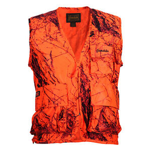 Gamehide Blaze Orange Camo Big Game Vest