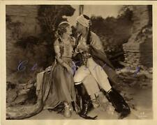 VINTAGE 1926 RUDOLPH  VALENTINO VILMA BANKY SON OF SHEIK GREAT RARE PHOTO