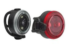 Blackburn Click Combo Front & Rear Bicycle/Bike Compact Waterproof LED Light Set