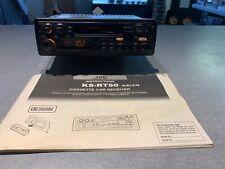JVC KS-RT50 Cassette Car Receiver