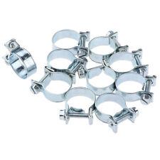 Jubilee assortiti Confezione Tubo Clip Fascette 32 PZ e acciaio zinco