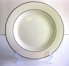 PRE-OWNED ARCOPAL WHITE BORDEAUX GASTRONOMIE LUNCHEON PLATE 9 ¼ INCHES